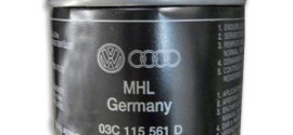 Фильтр масляный VW Jetta IV (2011-2015)