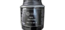 Фильтр масляный VW Golf VI (2011-2015)