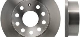 Диск тормозной задний VW Jetta IV (2011-2015)