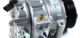 Компрессор кондиционера VW Jetta IV (2011-2015)