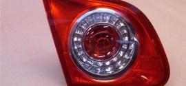 Фонарь левый внутренний VW Passat B6 (2011-2015)