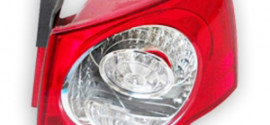Фонарь правый наружний VW Passat B6 (2011-2015)