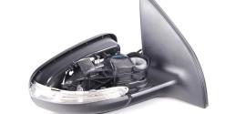 Зеркало правое VW Golf VI (2011-2015)