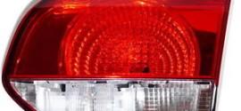 Фонарь правый внутренний VW Golf VI (2011-2015)