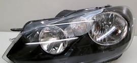 Фара левая VW Golf VI (2011-2015)