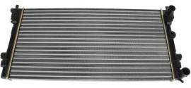 Радиатор охлаждения VW Polo sedan (2011-2015)