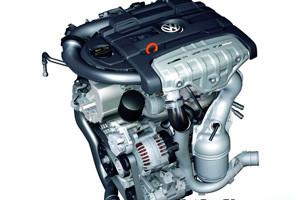 двигатель гольф 6