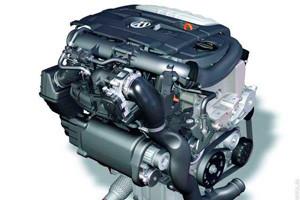 двигатель тигуан